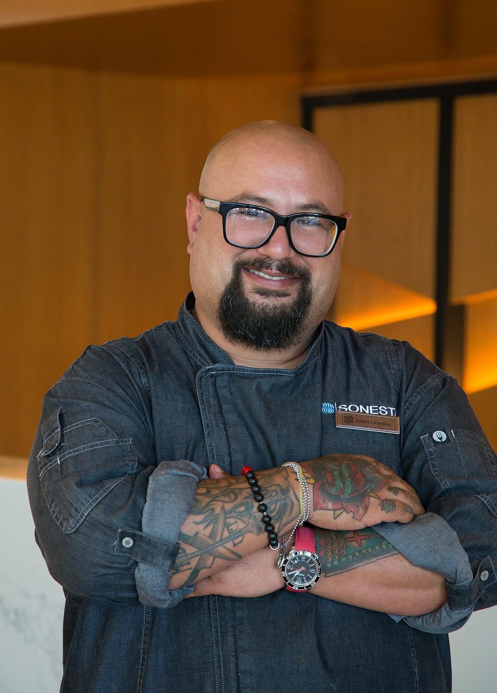Chef Adam Ornellas
